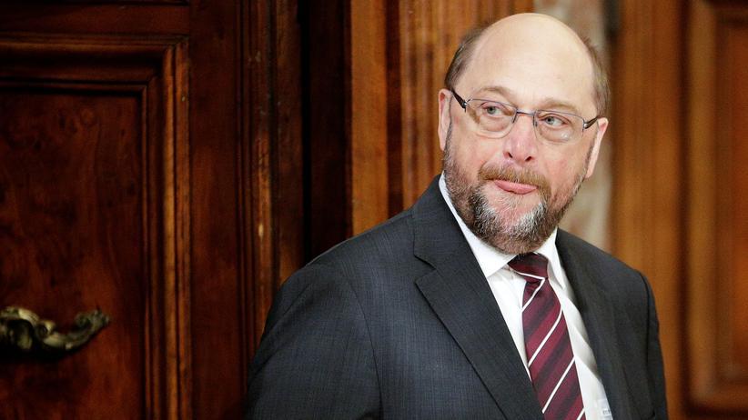 Martin Schulz: Das Prinzip Linsensuppe