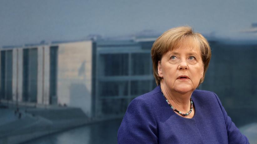 """Angela Merkel: """"Unbescholtene Menschen in den Mühlen der Justiz"""""""