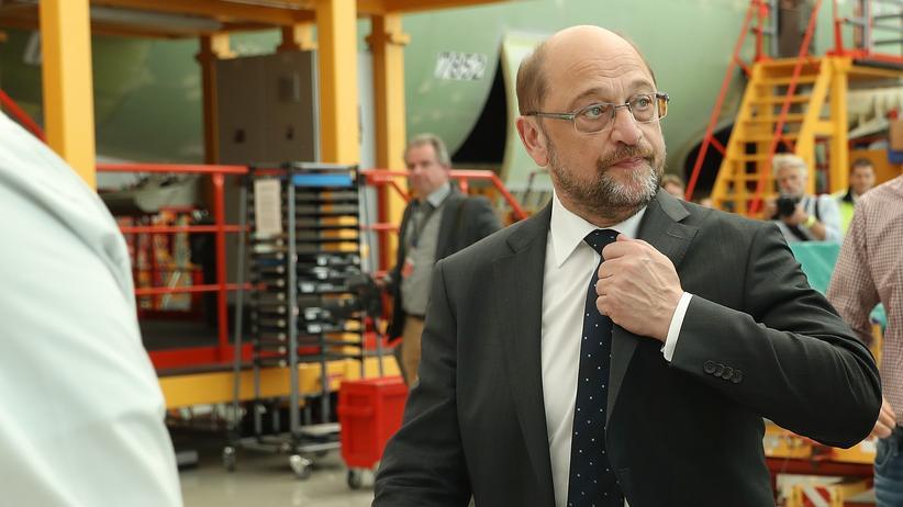 EU-Flüchtlingspolitik: Schulz will Solidaritätspakt zur Aufnahme von Flüchtlingen
