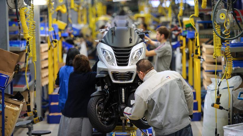 Frankreich: Mit Deregulierung gegen die Arbeitslosigkeit