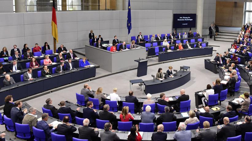 Bundestagswahl: Wie wird der Bundeskanzler gewählt?