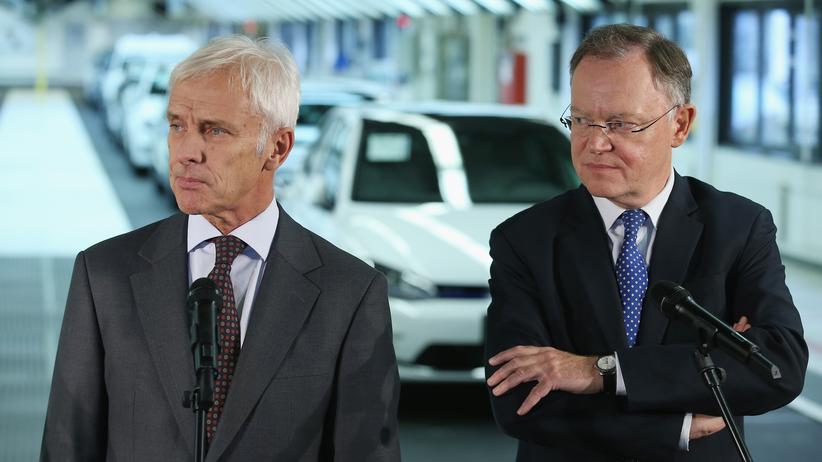 Dieselskandal: Niedersächsische Opposition wusste früh von Absprachen mit VW