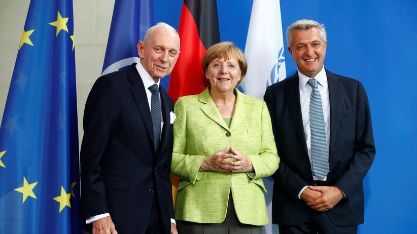 Asylverfahren: Merkel will Prüfung von Flüchtlingen in Libyen