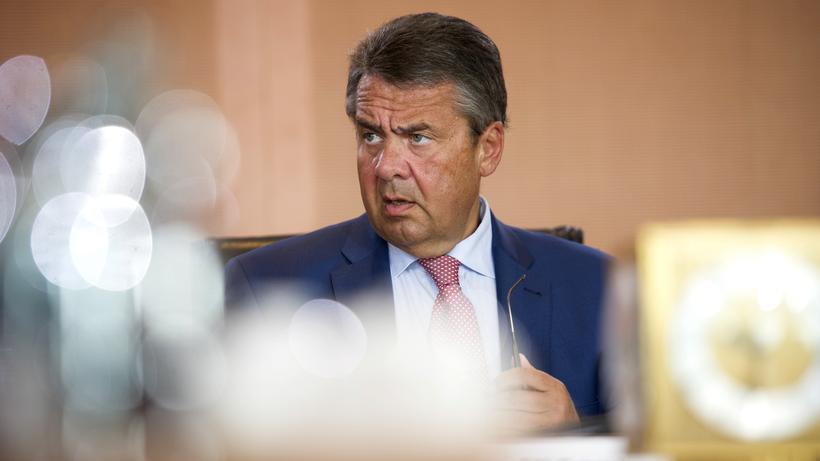 Streit mit Türkei: Der deutsche Außenminister Sigmar Gabriel (SPD)
