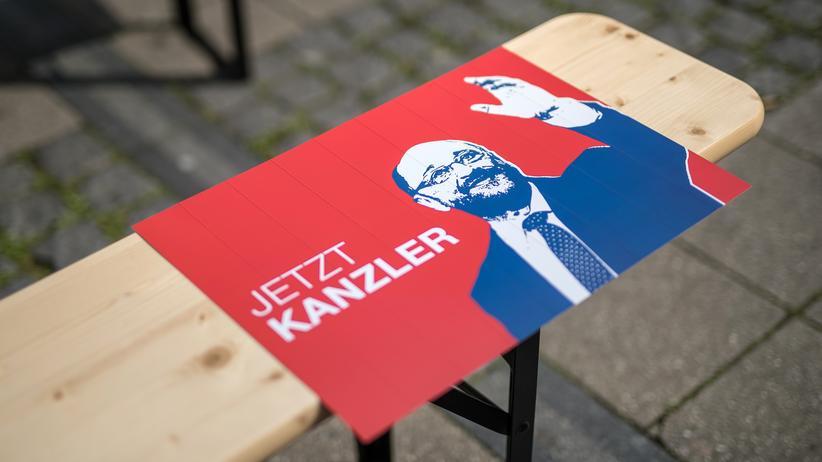 ARD-Deutschlandtrend: Die SPD kommt aktuell nur noch auf 22 Prozent der Stimmen.