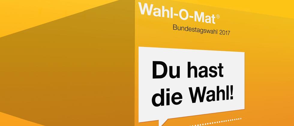 Wahl-O-Mat zur Bundestagswahl: Welche Partei vertritt Ihre Interessen am besten?