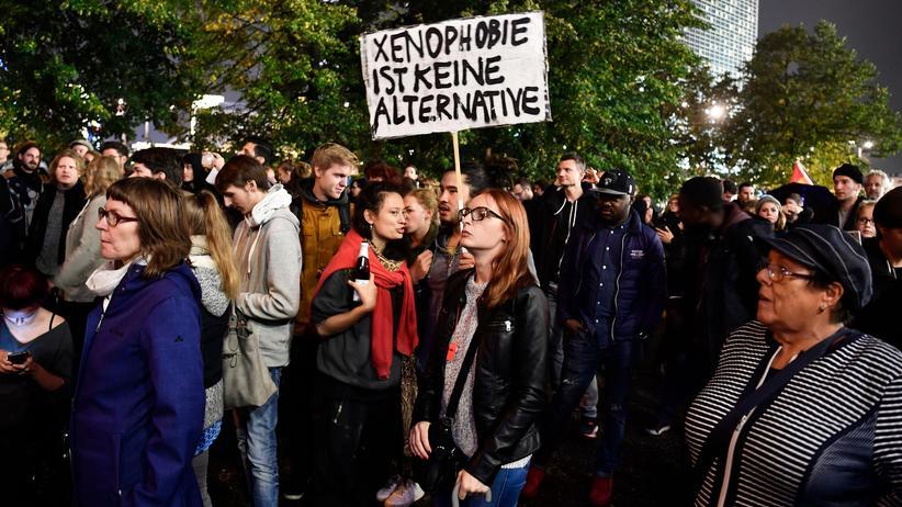 """Wahlergebnis der AfD: Hier spricht das """"Mischvolk"""""""