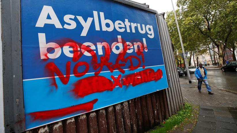 Bundestagswahl: BKA registriert viele Straftaten im Wahlkampf