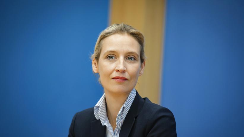 Alice Weidel: Die Spitzenkandidatin für die AfD im Bundeswahlkampf Alice Weidel