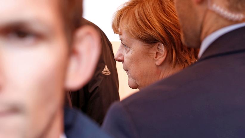 Angela Merkel EU-Beitrittsstopp Türkei