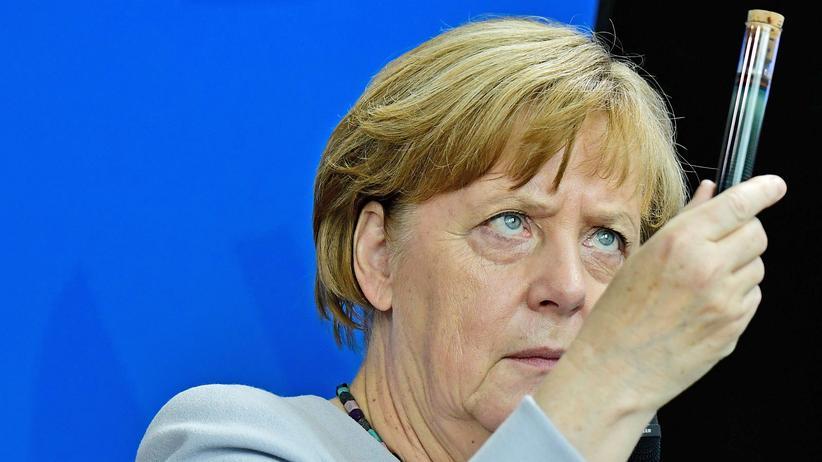 Angela Merkel Wissenschaft Sachlichkeit Nature