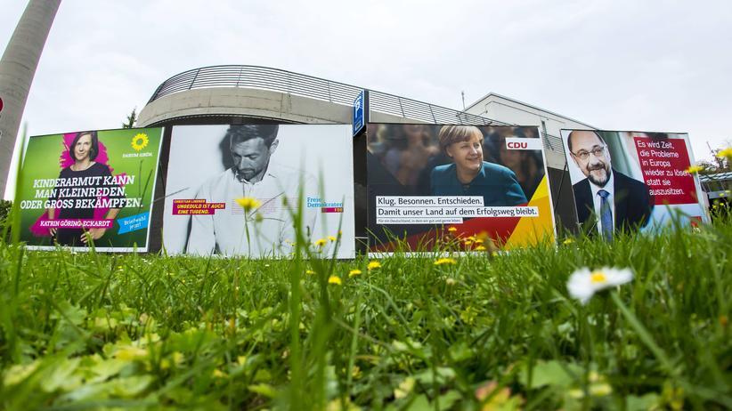 Grünen-Spitzenkandidatin Göring-Eckardt: Jugendliche sind reif für die Wahl