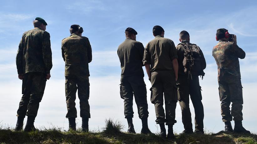 Bundeswehr: Seit Jahresbeginn sollen sich bislang drei rechtsextreme Verdachtsfälle bestätigt haben.