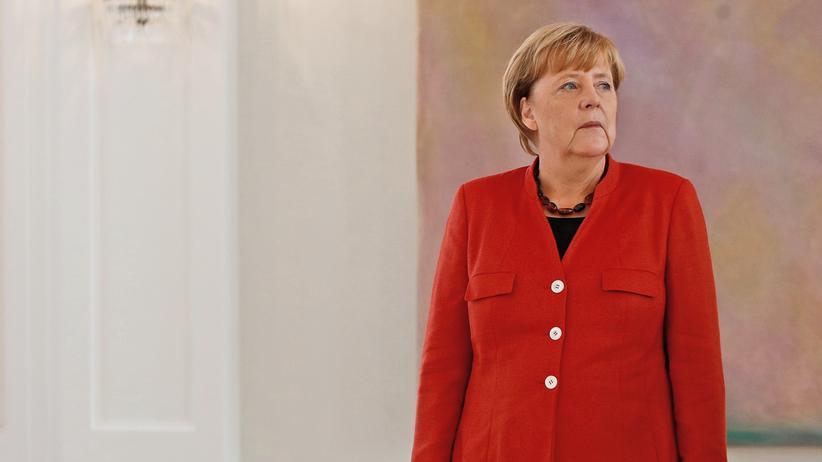 "EU-Reform: Merkel nennt Macrons Rede einen ""guten Impuls"""