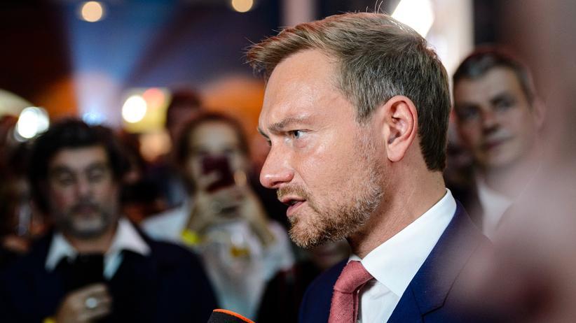 FDP Christian Lindner