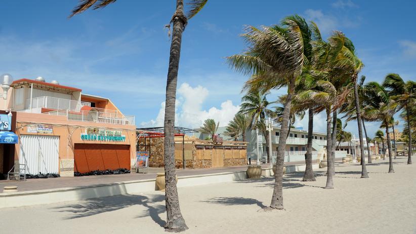 Florida Irma Hurrikan Wirbelsturm USA Miami