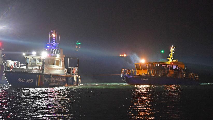 Flüchtlinge Türkei Schwarzes Meer
