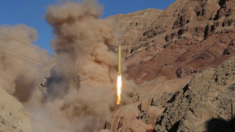 Iran: Trump kritisiert Atomabkommen nach Raketentest