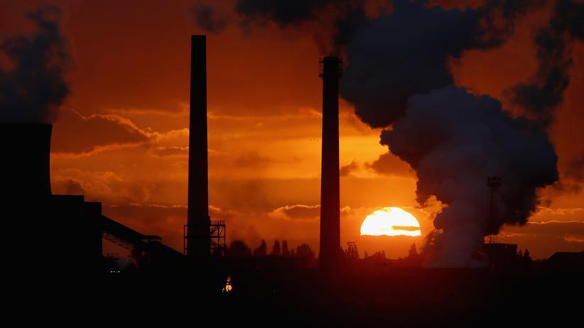 Klimawandel: Der Klimawandel spielt bei der Bundestagswahl kaum eine Rolle.