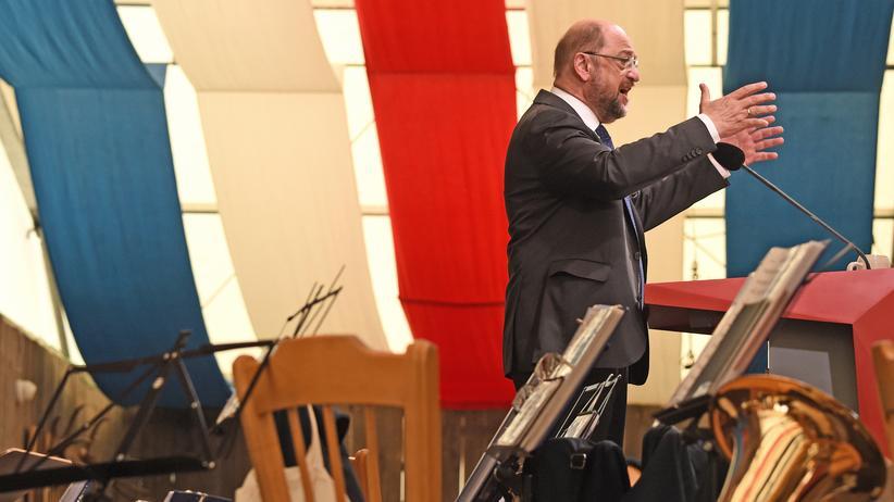 Martin Schulz Asyl Leistungen