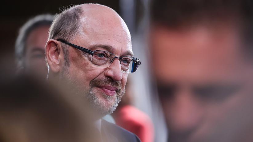 Bundestagswahl: Schulz dachte am Wahlabend an Rücktritt