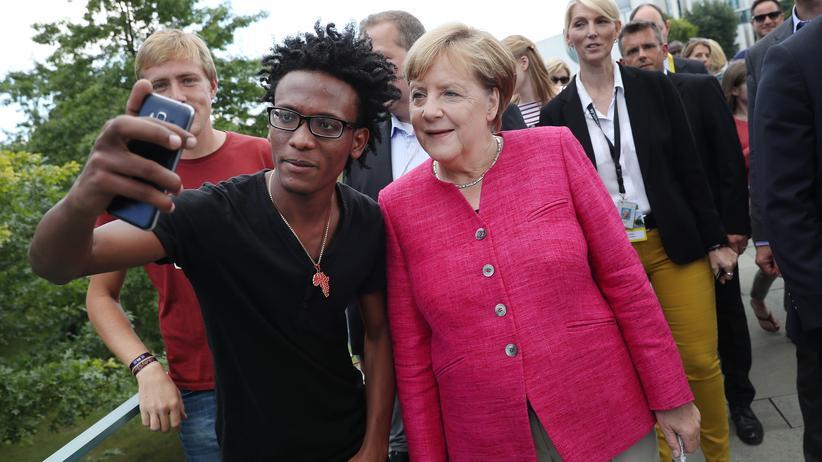 Bundeskanzlerin: Macht Merkel noch Merkels Flüchtlingspolitik?