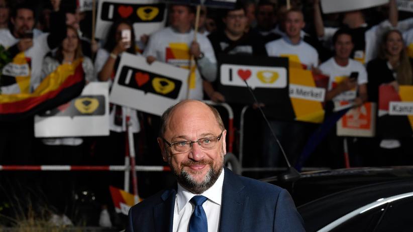 "Internationale Presseschau: ""Er saß in der Klemme"": SPD-Kanzlerkandidat Martin Schulz vor dem TV-Duell am Sonntagabend"
