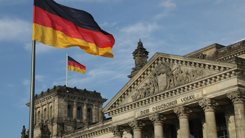 Bundestag: Der Reichstag in Berlin