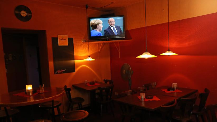 TV-Duell zur Bundestagswahl: Merkel, Schulz und die Musterfeststellungsklage