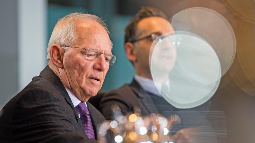 wolfgang schaeuble bundestagswahl finanzminister amt - Wolfgang Schauble Lebenslauf