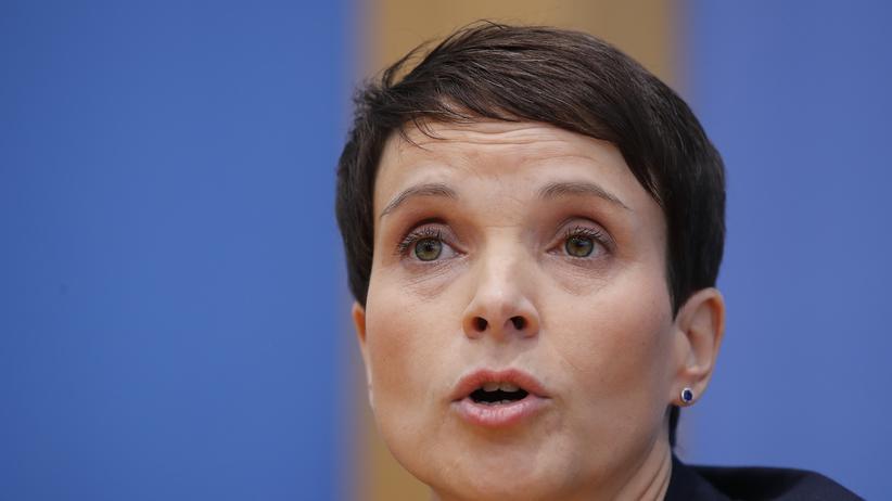 AfD: Frauke Petry