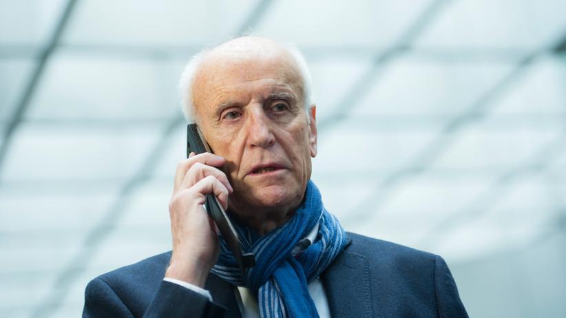 Albrecht Glaser: Albrecht Glaser Kandidat der AfD für das Bundestagspräsidium