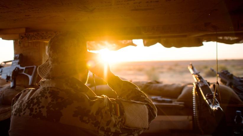 Bundeswehr Exclusive: Bundeswehrsoldat auf der UN-Mission in Mali