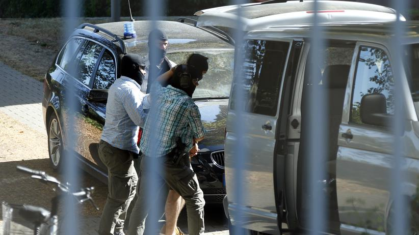 Terrorismus: Zahl neuer Terrorverfahren nimmt rasch zu