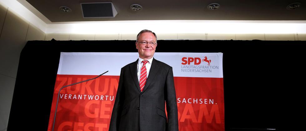 Niedersachsen Landtagswahl Weil Thema