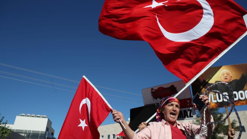 Türkei: Mehr als 600 Beamte beantragten Asyl in Deutschland