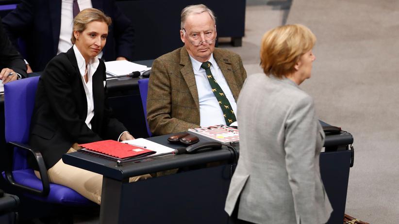 Erste Bundestagssitzung: Langweilig wird es nicht