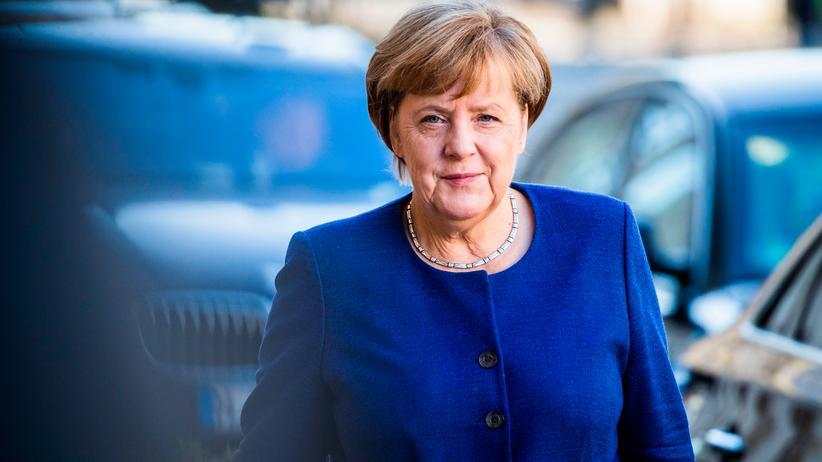 Sondierungsgespräche: Merkel will bei Neuwahl wieder antreten