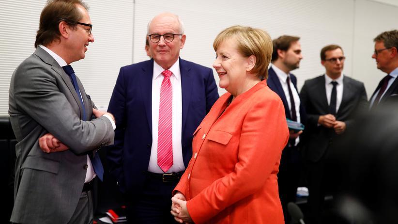 Angela Merkel: Sie will das schaffen