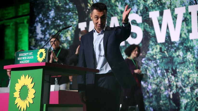 Koalitionsverhandlungen: Spitzen der Grünen gegen Minderheitsregierung mit der Union