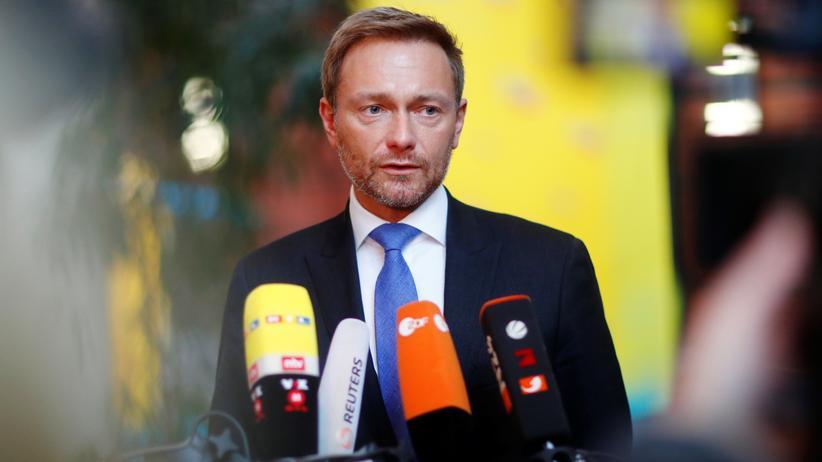 Christian Lindner: Der FDP-Chef verteidigt das Aus der Jamaika-Sondierungen.