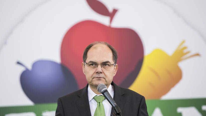 Glyphosat-Entscheidung: Bundeslandwirtschaftsminister Christian Schmidt stimmte der umstrittenen weiteren Zulassung von Glyphosat überraschenderweise zu.