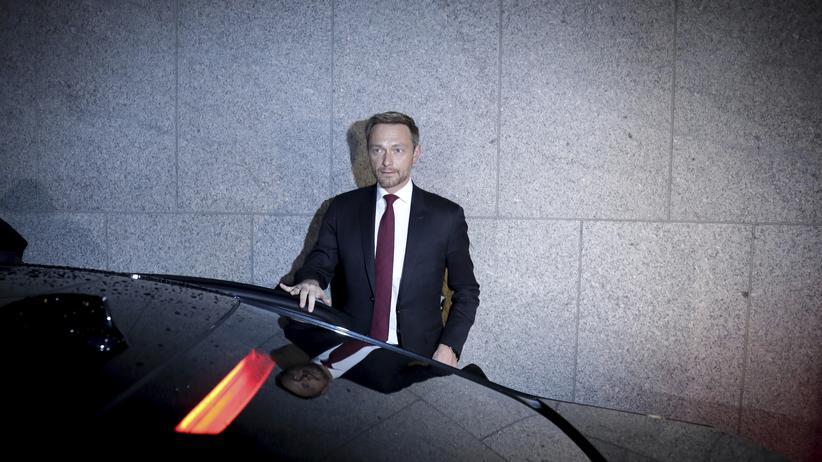 """Christian Lindner: """"Es ist besser, nicht zu regieren, als falsch zu regieren"""""""