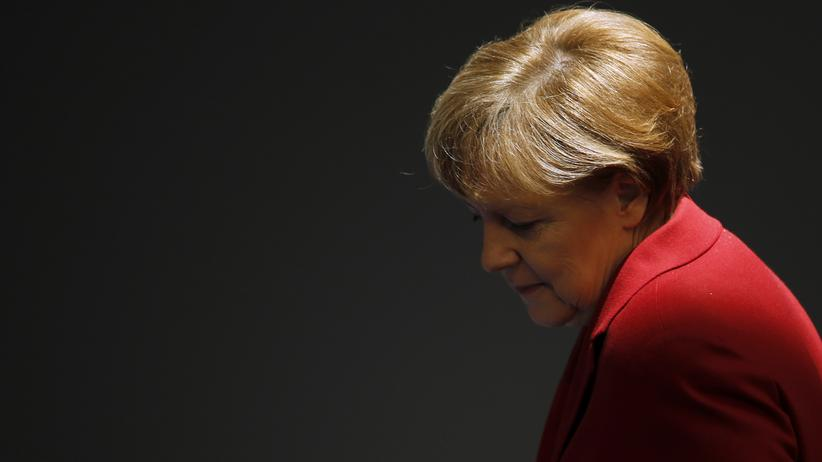 Jamaika-Abbruch: Die geschäftsführende Kanzlerin Angela Merkel (Archiv)