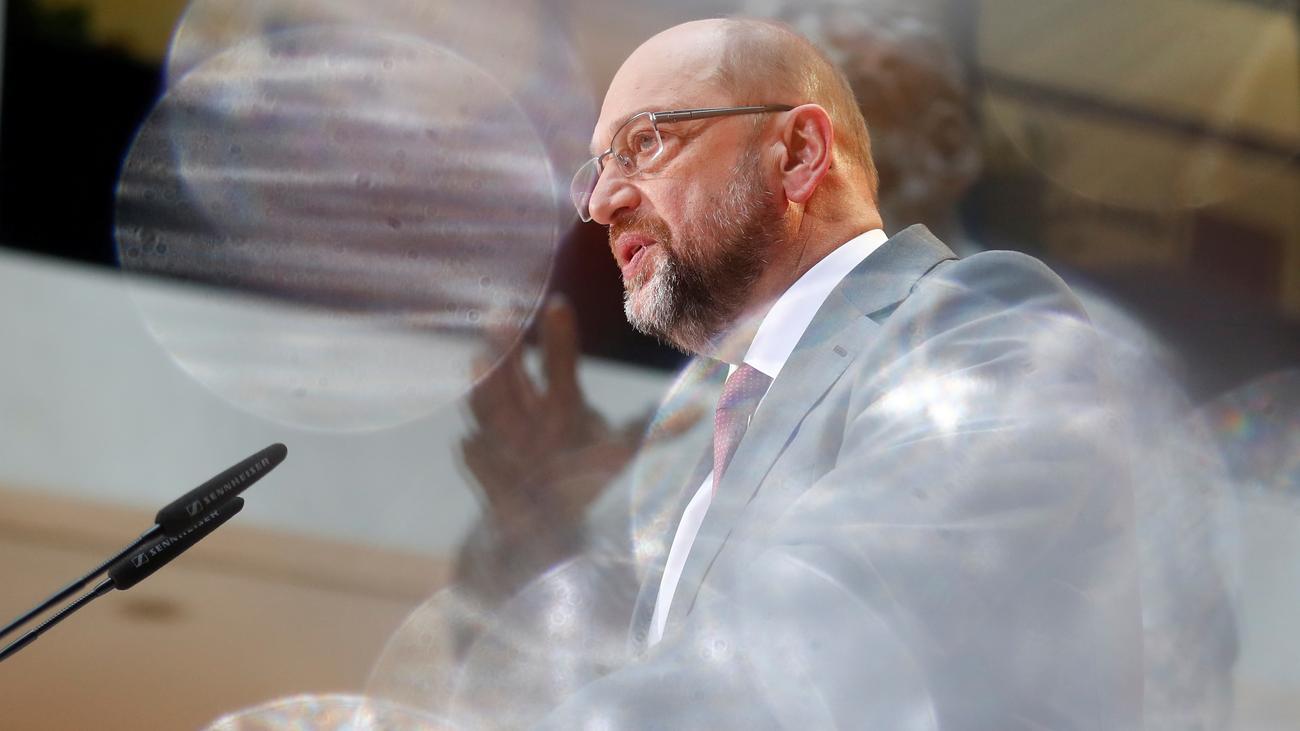 Schulz bei Steinmeier: SPD sucht Alternativen zur großen Koalition