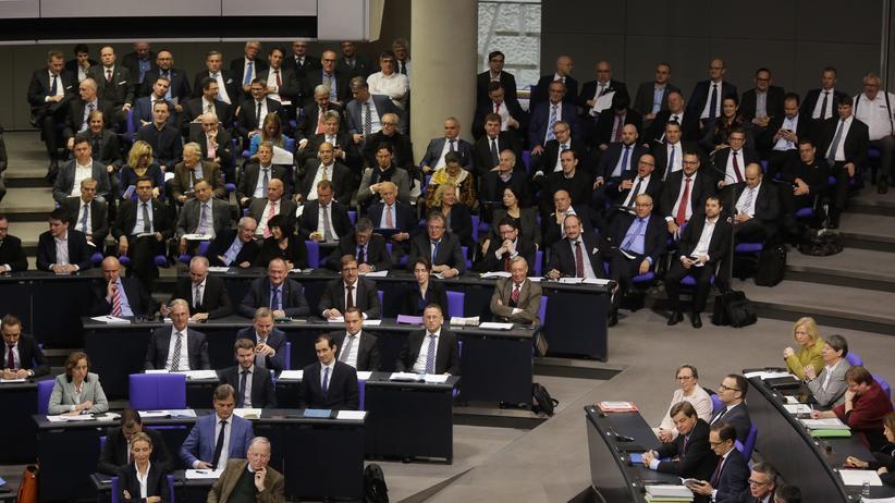 Peter Felser: Die Bundestagsfraktion der AfD