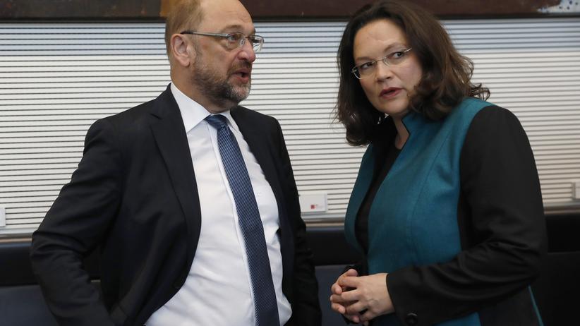 SPD: Widerstand gegen Schulz' Reformpläne