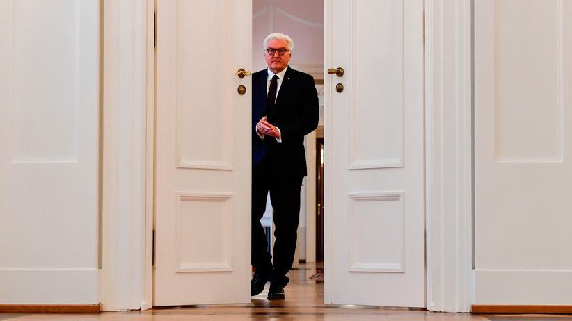 Regierungsbildung: Steinmeier redet Parteien ins Gewissen