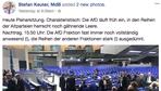AfD: Einsam im Bundestag