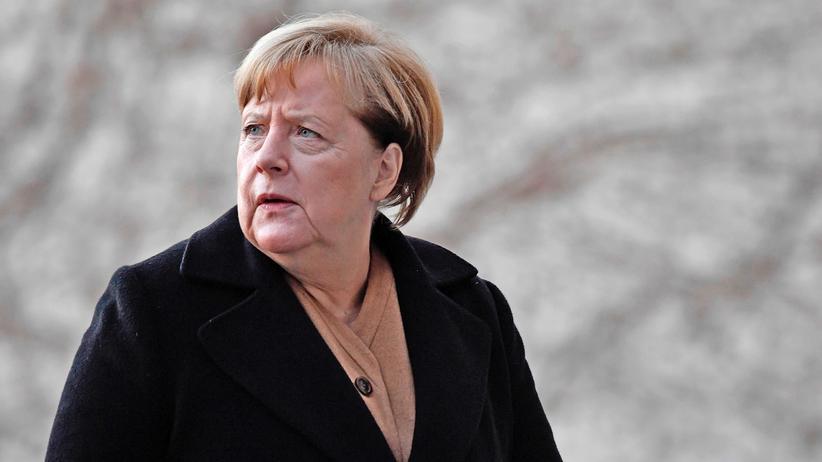 SPD-Parteitag: Merkel weist Schulz-Vorstoß zu Europa zurück